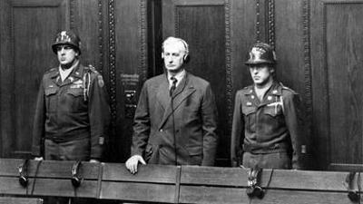 Das Dritte Reich vor Gericht: Der Prozess