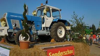 DDR mobil: Trecker, Laster und Multicar
