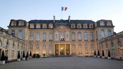 Der Élysée-Palast: Pomp und Politik