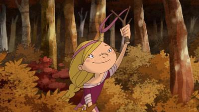 Der kleine Ritter Trenk: Thekla wird entführt