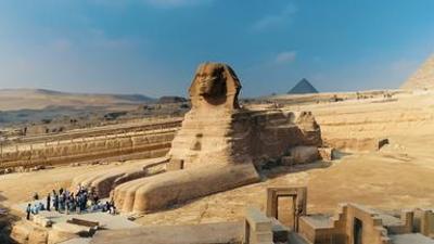 Der Nil: Geheimnisse des Pyramidenbaus