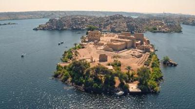 Der Nil: Transport und Technik