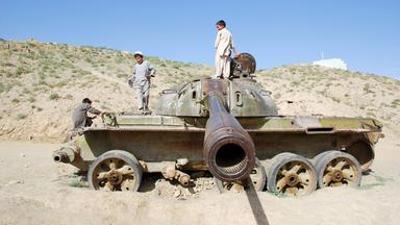 Der Preis des Krieges: Afghanistan