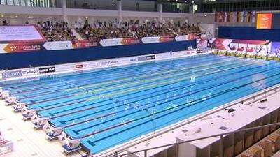 Die Finals: Schwimmen, zehn Finals vom Samstag