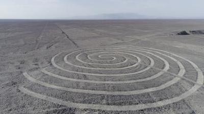 Die Nazca-Linien: Botschaften in der Wüste
