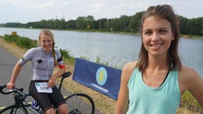 Die Sportmacher: Triathlon, Hobby Horsing und Rudern zu acht