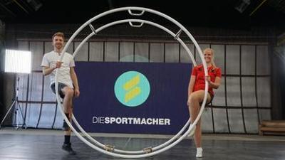 Die Sportmacher: Rhönrad und Breakdance
