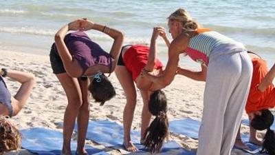 Die WG: Staffel 04, Folge 08 - Yoga