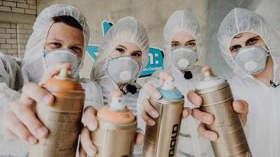 Digiclash: Graffiti-Challenge
