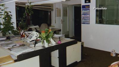 heute: von Marco Lückenhaus und Britta Marks - Mord im Büro