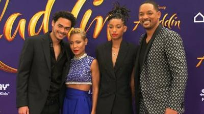 Hollywood Stories: Will & Jada Smith