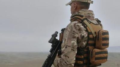 Irak - Zerstörung eines Landes: Der Diktator