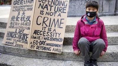 NANO: Howey Ou - Hungern für das Klima