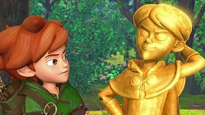 Robin Hood: Die Prinzenstatue