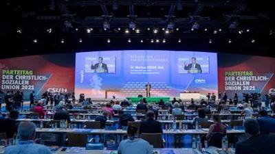 Standpunkte: Bericht vom Parteitag der CSU in Nürnberg