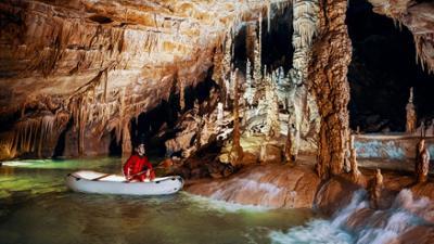 Terra X: Faszination Erde: Im Sog der Unterwelt