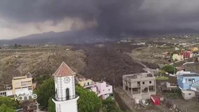 Volle Kanne: Vulkanausbruch auf La Palma