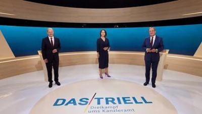 Das Triell - Dreikampf ums Kanzleramt