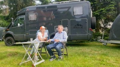 Große Freiheit Wohnmobil: Camper legen los