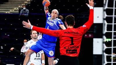 ZDF SPORTextra: Handball-Pokal, Final Four: Lemgo - Kiel