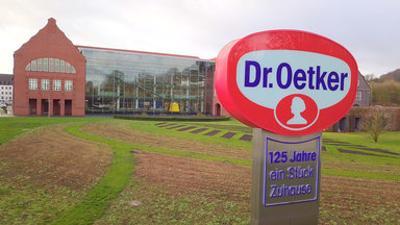 Der große Dr. Oetker-Report