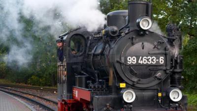 DDR mobil: Zwischen Reichsbahn und Rasendem Roland